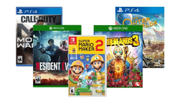 Games, Xbox, Playstation, wii, Switch, Nintendo, Sega